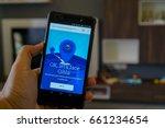 putrajaya  malaysia   june 14th ... | Shutterstock . vector #661234654