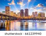 richmond  virginia  usa... | Shutterstock . vector #661239940