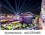 circular quay and sydney... | Shutterstock . vector #661255480