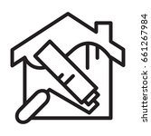 icon illustrations for property