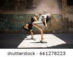 Gorgeous Pair Of Female Dancers ...