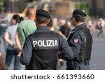 rome  italy   june 10  2017 ... | Shutterstock . vector #661393660