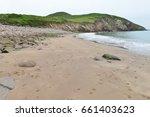 the beach area near minard...