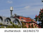 Mobile Antenna In The Roof Of ...