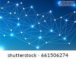 geometric vector. concept of...   Shutterstock .eps vector #661506274