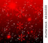 abstract christmas background... | Shutterstock . vector #66161020