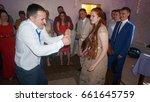 kursk  russia   june 3  2017... | Shutterstock . vector #661645759