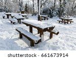 Picnic Tables And Benches...