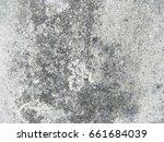 old grungy texture  grey... | Shutterstock . vector #661684039