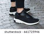milan  italy   june 17  detail...   Shutterstock . vector #661725946
