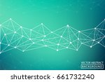 geometric vector. concept of...   Shutterstock .eps vector #661732240