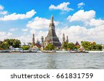 Wat Arun Is A Buddhist Temple...