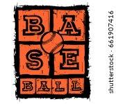 vector illustration orange...   Shutterstock .eps vector #661907416