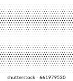 abstract halftone dotted... | Shutterstock .eps vector #661979530