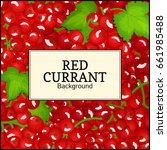 square label on ripe red...   Shutterstock .eps vector #661985488