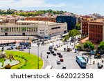 barcelona  spain   august 05 ... | Shutterstock . vector #662022358
