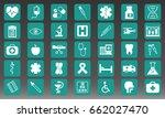 healthcare medical hospital...   Shutterstock .eps vector #662027470