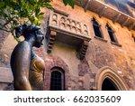 Juliet's Balcony In Verona ...