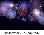 vector brightly colorful...   Shutterstock .eps vector #662092939