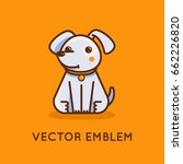 vector icon  illustration and... | Shutterstock .eps vector #662226820