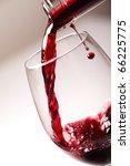 burgundy | Shutterstock . vector #66225775