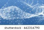 plexus network world technology ... | Shutterstock . vector #662316790
