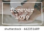 family parentage home love... | Shutterstock . vector #662351689