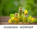 Essential Oil Of Flowers In...