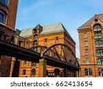 Hafencity Quarter In The...