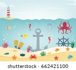 sea icons and symbols set. sea...