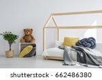 brilliant idea for fun kids... | Shutterstock . vector #662486380