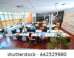 startup business people group... | Shutterstock . vector #662529880