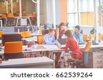 startup business people group... | Shutterstock . vector #662539264