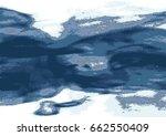 vector explosion smoke cloud... | Shutterstock .eps vector #662550409
