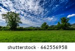 Small photo of Lakeland pasture afoot of Catbells, The Lake District, Cumbria, England