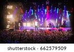 moscow 30 november 2014  music...   Shutterstock . vector #662579509