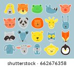 vector  cute illustration of...
