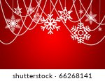 christmas background | Shutterstock . vector #66268141