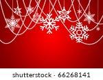 christmas background | Shutterstock . vector #66268141