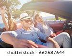 leisure  road trip  travel and... | Shutterstock . vector #662687644