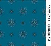 Geometric Pattern With...
