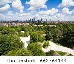 Aerial View Of Sempione Park I...