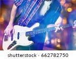 music. | Shutterstock . vector #662782750