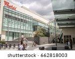 shepherds bush  london  june... | Shutterstock . vector #662818003