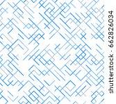 Geometric Random Lines Pattern...