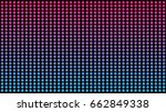 dot rgb background television...   Shutterstock .eps vector #662849338