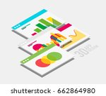 isometric 3d user interface...