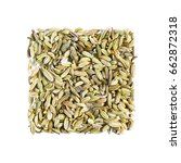 Fennel Seeds In Square...
