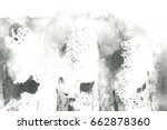 abstract ink background. marble ... | Shutterstock . vector #662878360