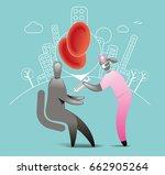 blood test   Shutterstock .eps vector #662905264